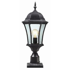 "Wakefield 1 Light 24"" Outdoor Post Lantern"