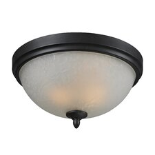 Arshe 3 Light Flush Mount