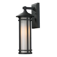 Woodland 1 Light Wall Lantern
