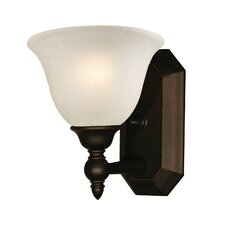 Clayton 1 light Vanity Light
