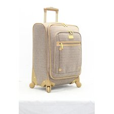 "Taylor 20"" Expandable Spinner Suitcase"