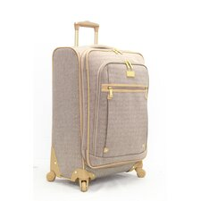 "Taylor 24"" Expandable Spinner Suitcase"