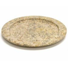 Fossil Stone Plate