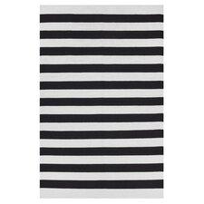 Zen Nantucket Black/White Area Rug