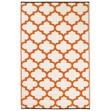 Tangier Carrot World Area Rug