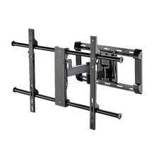 "Articulating Arm/Tilt/Swivel Universal Corner Mount for 37"" - 65"" Plasma/LCD/LED"