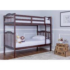 Cody 2-in-1 Twin Bunk Bed