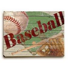 Baseball Wall Décor