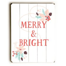 Merry & Bright Wall Décor