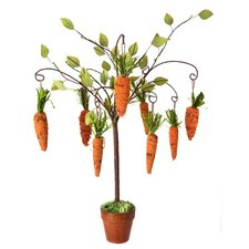 French Print Carrot Tree