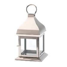 Signature Series Metal/Glass Lantern