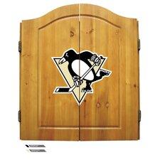 NHL Dart Cabinet