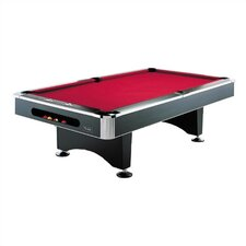 8' Pearl Pool Table with Ball Return System