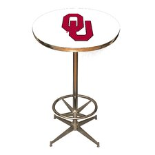 NCAA Oklahoma University Pub Table