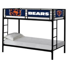NFL Twin Bunk Bed