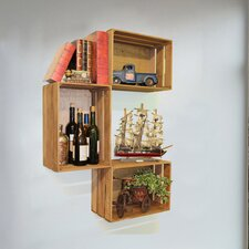 Wooden Crate (Set of 3)