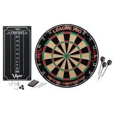 League Pro Steel Tip Dartboard