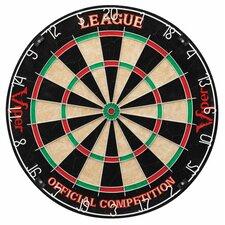 League Steel Tip Dartboard