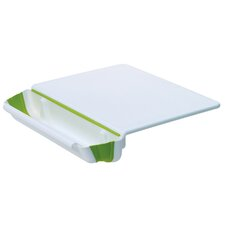 Collapsible Bin and Cutting Board