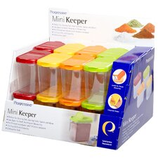 Mini Food Keeper Counter Display (Set of 16)