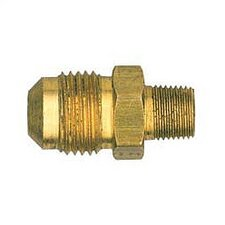 High Pressure Brass Orifice for Single Burners (Set of 3)