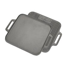 "14"" Square Reversible Griddle"