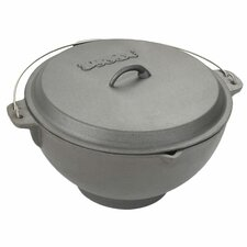 11-qt. Stock Pot with Lid