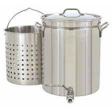 40-qt. Multi-Pot with Faucet