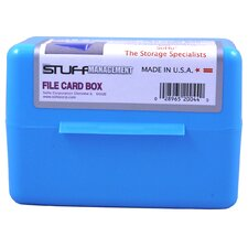 IndexCardFileBox