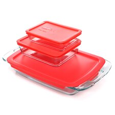 Easy Grab 6 Piece Bakeware Set