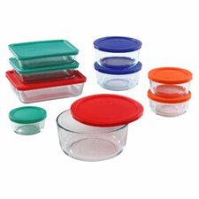 Simply Store 18 Piece Food Storage Set
