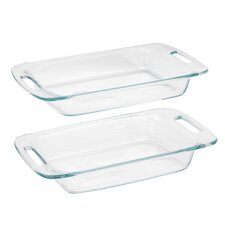 Easy Grab 2 Piece Bakeware Set