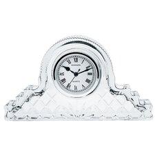 Dublin Crystal Table Clock II