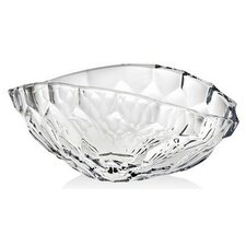 Claridge Oval Bowl with Curved Edge