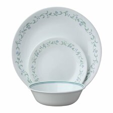 Livingware Country Cottage 18 piece Dinnerware Set