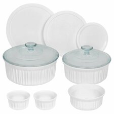 Corning Ware 10 Piece Set