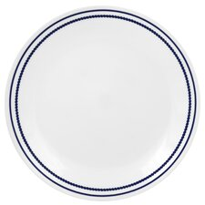 "Livingware 10.25"" Breathtaking Beads Dinner Plate (Set of 6)"