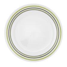 "Livingware 8.5"" Garden Sketch Bands Plate (Set of 6)"