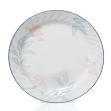 """Impressions Pink Trio 10.25"""" Dinner Plate"""