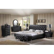 Danbury Platform Customizable Bedroom Set