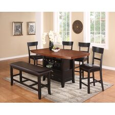 Owingsville 6 Piece Dining Set
