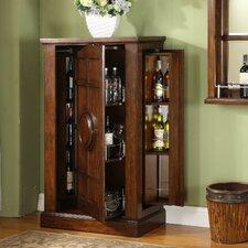 Nidra Bar with Wine Storage