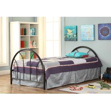Sierra Twin Wrought Iron Bed