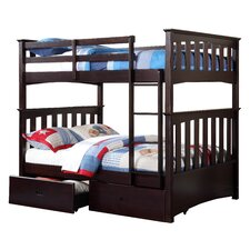 Kira Full Standard Bunk Bed