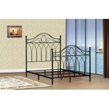 Aspen Metal Panel Bed
