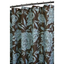 Prints Peony Shower Curtain