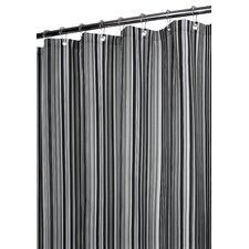 Prints Strings Stripe Shower Curtain