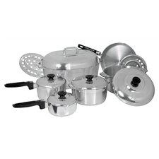 Classic Cast Aluminum 13 Piece Classic Cookware Set