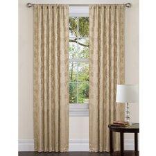 Dorchester Rod Pocket Single Curtain Panel