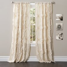 Avon Window Single Curtain Panel